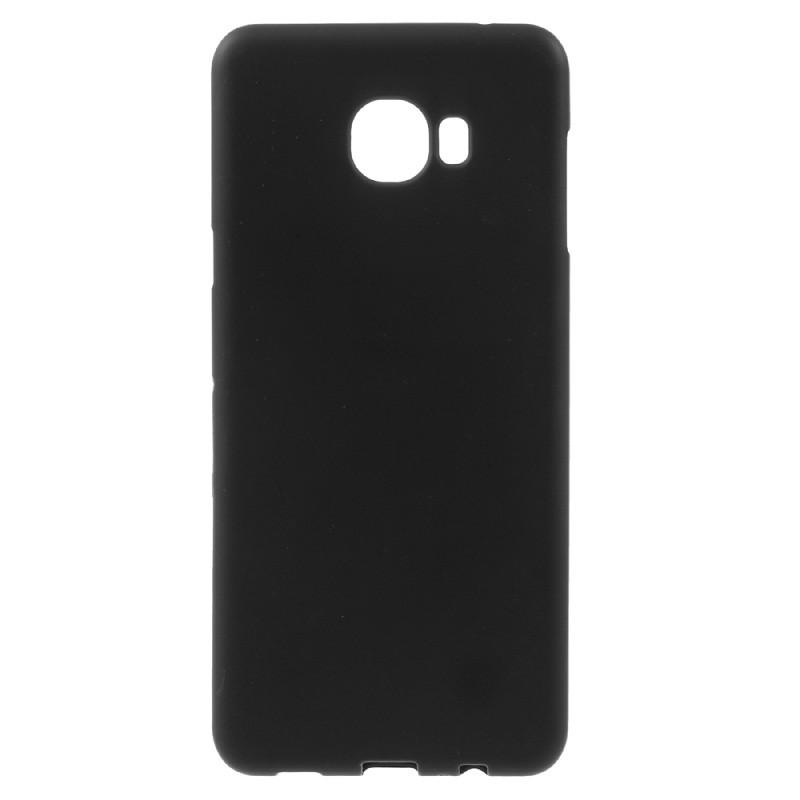 Накладка силиконовая для Samsung Galaxy C7 (C7000) черная