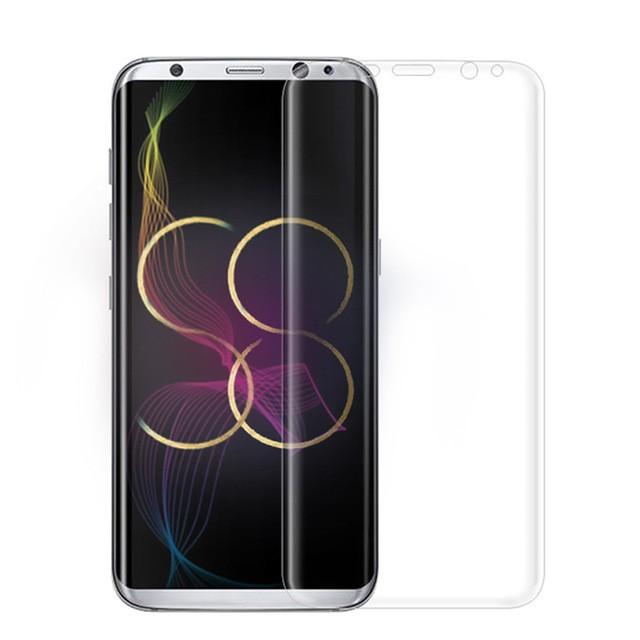 Защитное стекло для Samsung Galaxy S8 Plus G955 прозрачное 3D