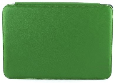 Чехол Melkco для Samsung Galaxy Note 10.1 N8000 Зеленый