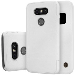 Чехол Nillkin Qin Leather Case для LG G5 H850 White (белый)