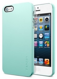 Накладка SGP Case Ultra Thin Air для iPhone 5 Mint Green