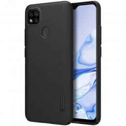 Накладка Nillkin Frosted Shield пластиковая для Xiaomi Redmi 9C Black (черная)