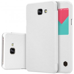 Чехол Nillkin Qin Leather Case для Samsung Galaxy A9 (A9000) White (белый)