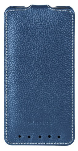 Чехол Melkco для HTC Desire 601 Dual Sim Dark Blue