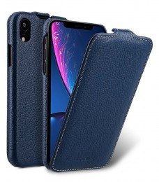 Чехол Melkco Jacka Type для iPhone XR Dark Blue (темно-синий)