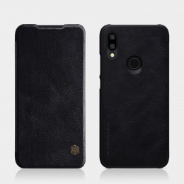 Чехол Nillkin Qin Leather Case для Xiaomi Redmi 7 Black (черный)