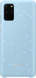 Накладка Samsung LED Cover для Samsung Galaxy S20 Plus SM-G985 EF-KG985CLEGRU небесно-голубая