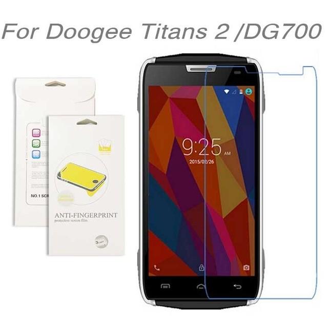 Пленка защитная для Doogee Titans 2 DG700 глянцевая
