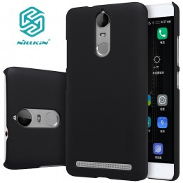 Накладка Nillkin Frosted Shield пластиковая для Lenovo Vibe K5 Note (A7020) Black (черная)