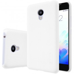 Накладка Nillkin Frosted Shield пластиковая для Meizu M3s/M3 mini White (белая)