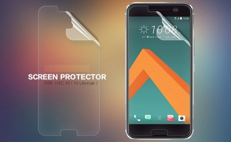 Пленка защитная для HTC One M10 Lifestyle глянцевая