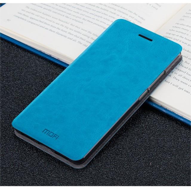 Чехол Mofi для Xiaomi Redmi 4A Light Blue (голубой)