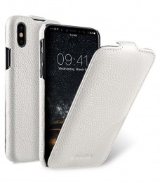 Чехол Melkco Jacka Type для iPhone X / iPhone XS White (белый)