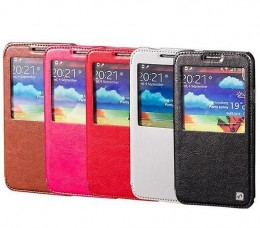 Чехол HOCO Crystal Leather Case для Samsung Galaxy Note3 N900/9005 Red