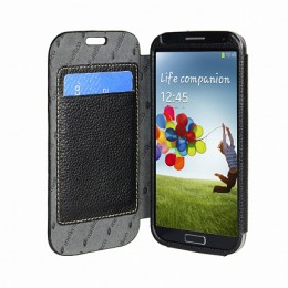 Чехол Melkco Diary Book Type для Samsung Galaxy S4 I9500/9505 Black (черный)