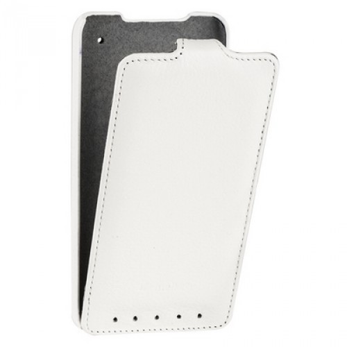 Чехол Melkco для HTC Desire 601 Dual Sim White
