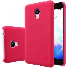 Накладка Nillkin Frosted Shield пластиковая для Meizu M3s/M3 mini Red (красная)