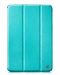 Чехол HOCO FLASH leather case для iPad mini2 Retina BLUE