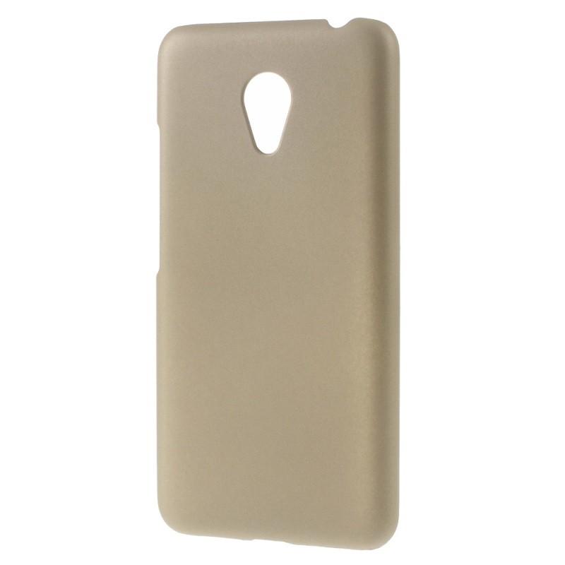 Накладка пластиковая для Meizu M3 / M3s (M3 mini) золотая
