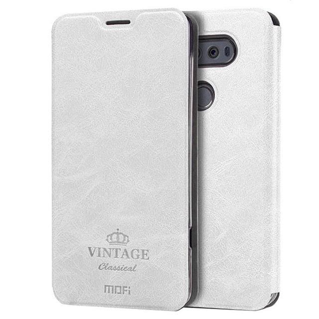 Чехол Mofi Vintage Classical для LG V20 White (белый)