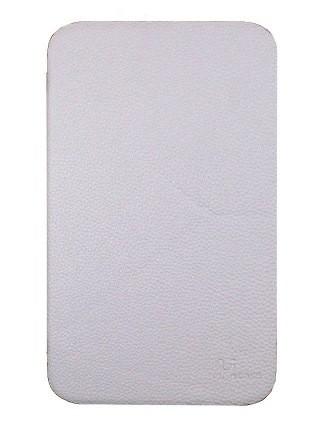 Чехол для Samsung Galaxy Tab3 8.0 SM-T311/315 с силиконовой вставкой белый