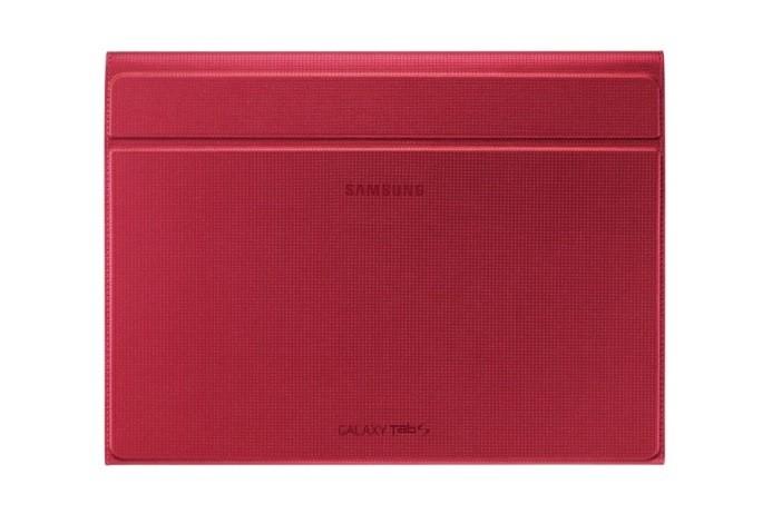 Чехол Book Cover EF-BT800B для Samsung Galaxy Tab S 10.5 SM-T805/800 красный