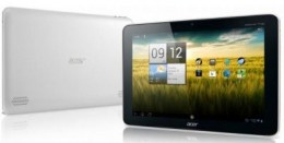 Планшет Acer Iconia Tab A211 16Gb White