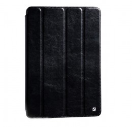 Чехол HOCO Crystal leather case для iPad 4/3/2 Black (черный)