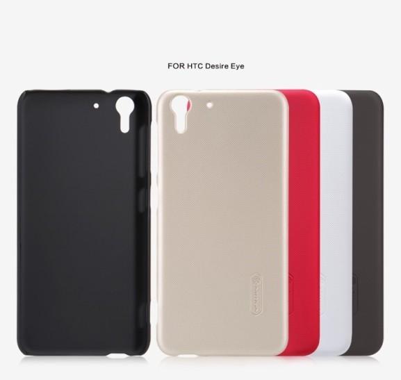 Накладка Nillkin Frosted Shield пластиковая для HTC Desire Eye красная