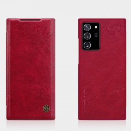 Чехол Nillkin Qin Leather Case для Samsung Galaxy Note 20 Ultra N985 Red (красный)