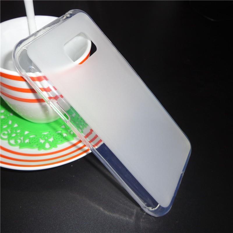 Накладка KissWill силиконовая для Samsung Galaxy S7 Active SM-G891 прозрачно-белая
