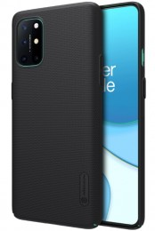 Накладка Nillkin Frosted Shield пластиковая для OnePlus 8T Black/Чёрная