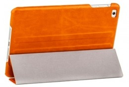 Чехол Borofone General Leather case для iPad mini Orange