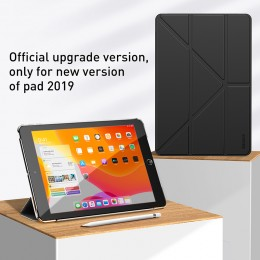"Чехол Baseus Jane Y-Type для iPad 10.2"" (2019) Black (черный)"