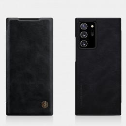 Чехол Nillkin Qin Leather Case для Samsung Galaxy Note 20 Ultra N985 Black (черный)