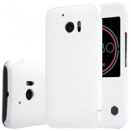 Чехол Nillkin Qin Leather Case для HTC One 10 (M10) White (белый)