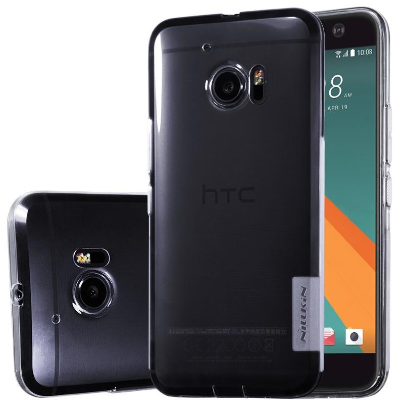 Накладка Nillkin Nature TPU Case силиконовая для HTC One 10 (M10) прозрачная