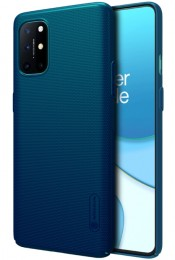 Накладка Nillkin Frosted Shield пластиковая для OnePlus 8T Blue/Синяя