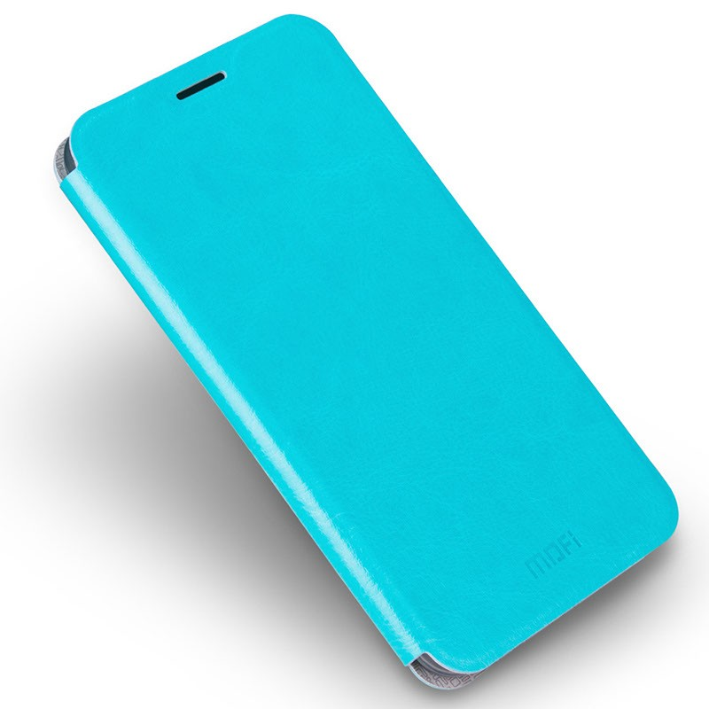 Чехол Mofi для Meizu U10 Light Blue (голубой)