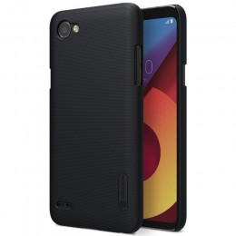 Накладка Nillkin Frosted Shield пластиковая для LG Q6 (G6 mini) Black (черная)
