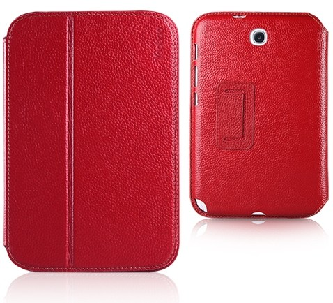 Чехол Yoobao Executive Leather Case для Samsung Galaxy Note 8.0 N5100/5110 Red