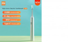 Зубная щетка Xiaomi Mijia T300 Smart Electric Toothbrush белая