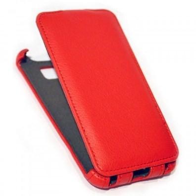 Чехол для HTC One dual sim красный
