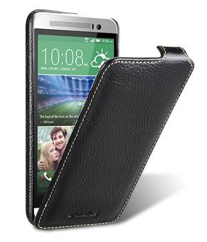 Чехол Melkco для HTC One E8 черный