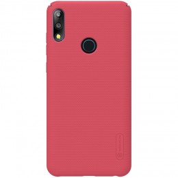 Накладка Nillkin Frosted Shield пластиковая для Asus Zenfone Max Pro M2 ZB631KL Red (красная)