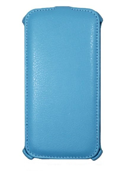 Чехол для Samsung Galaxy Grand Prime G530H голубой