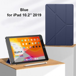 "Чехол Baseus Jane Y-Type для iPad 10.2"" (2019) Blue (синий)"