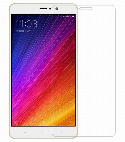 Пленка защитная для Xiaomi Mi5s Plus глянцевая