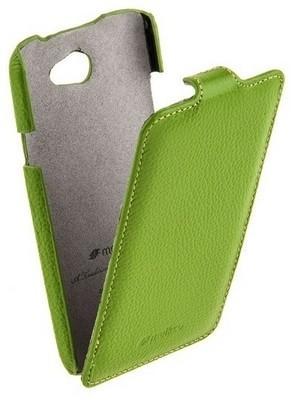 Чехол Melkco для HTC One X Green