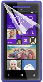 Пленка защитная для HTC Windows Phone 8x матовая